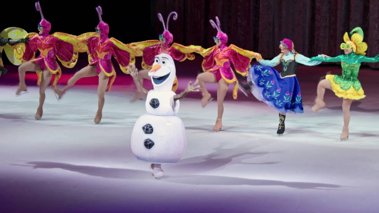 Disney on Ice Savannah