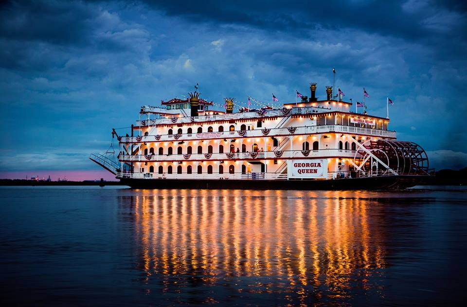 Christmas Eve Cruise Savannah Riverboat 2018 Holidays