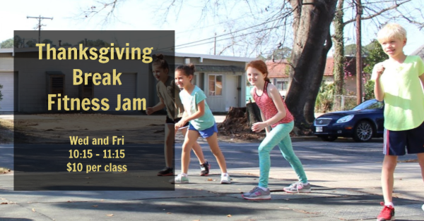 Hyperformance Kids Crossfit Thanksgiving Savannah classes holiday