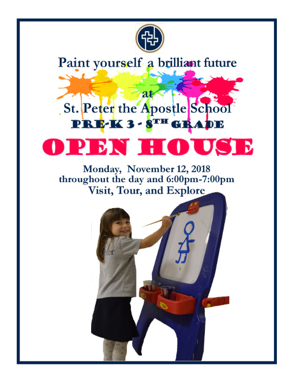 Savannah Schools PreK, Kindergarten St. Peter the Apostle Catholic School Wilmington Island