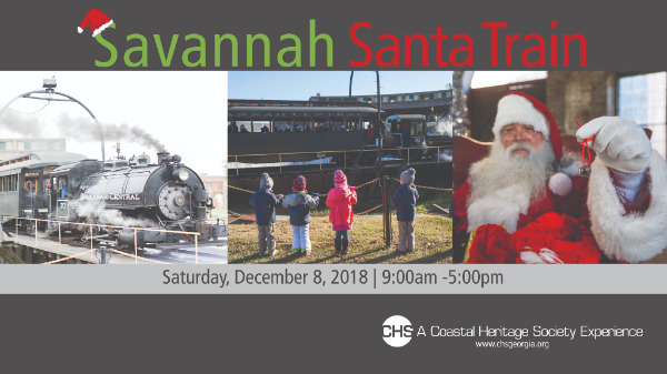 Savannah Santa Train 2018
