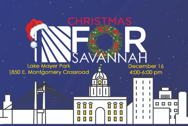 Savannah free holiday Christmas kids events 2018