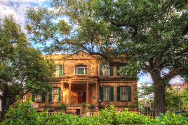 Owens Thomas House Free Sundays Savannah Telfair Museums