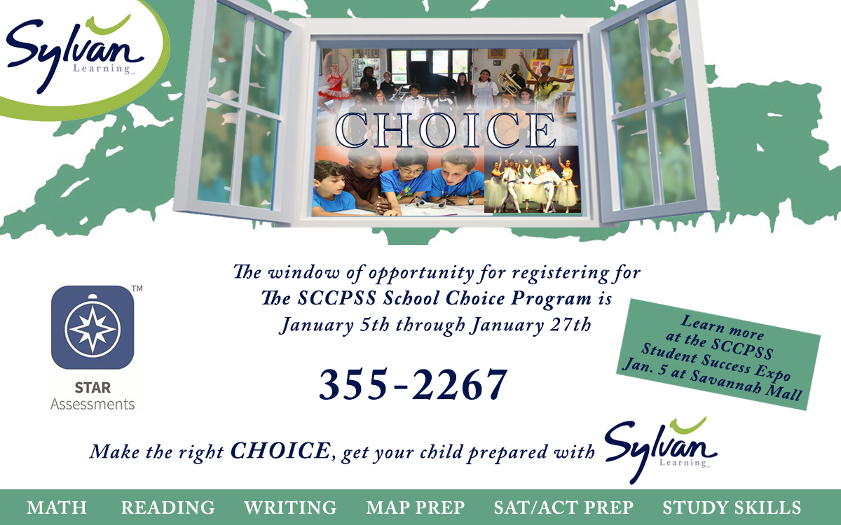 Sylvan School Choice Savannah schools private