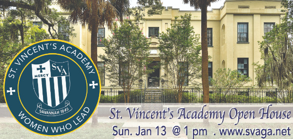 St. Vincent's Academy Savannah schools private Catholic