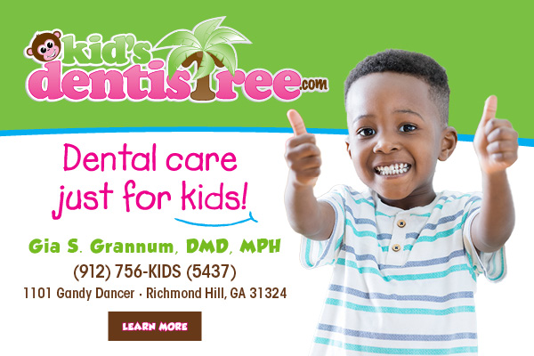 Kid's Dentistree Pediatric Dentistry Richmond Hill Savannah