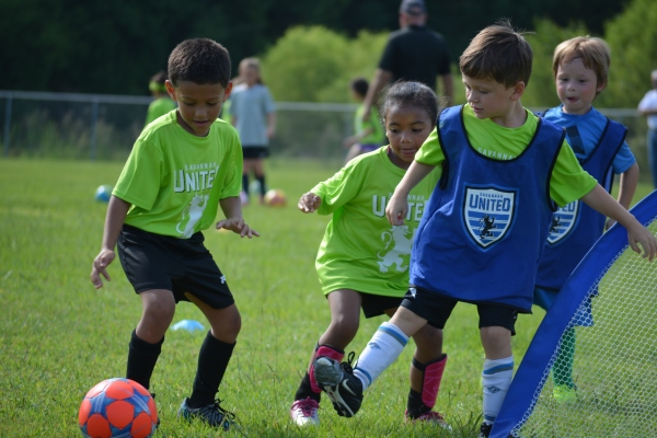 Savannah soccer spring 2019 youth micro Savannah United