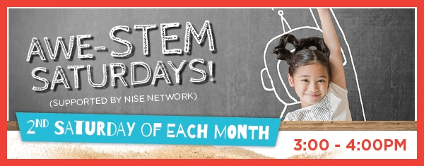 STEM Saturdays Savannah Children's Museum Hilton Head kids