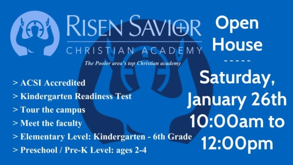 Risen Savior Christian Academy Pooler