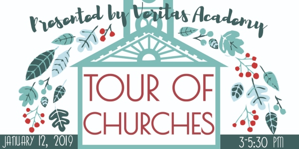 Tour of Churches Veritas Academy Savannah schools