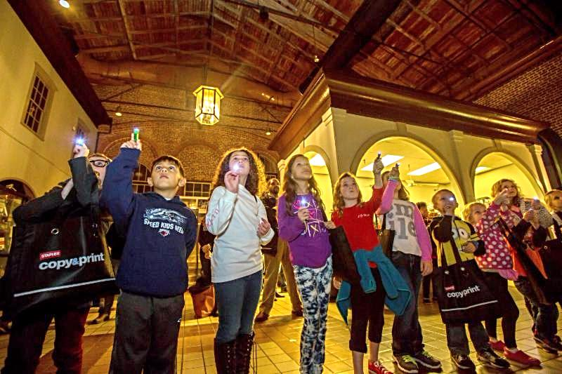 Night at the Museum Savannah History kids events 2019