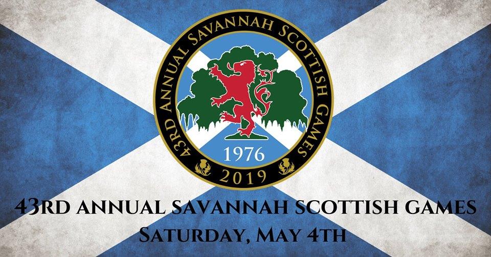 Savannah Scottish Games 2019