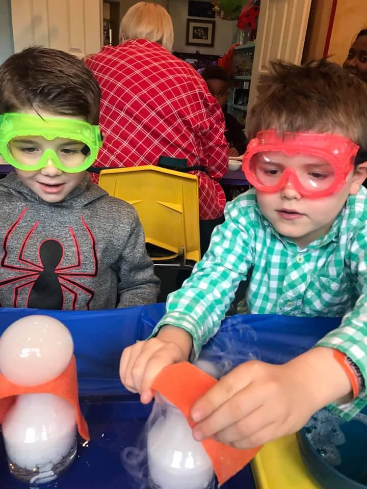 stem saturdays Sandbox Children's Museum Hilton Head kids events