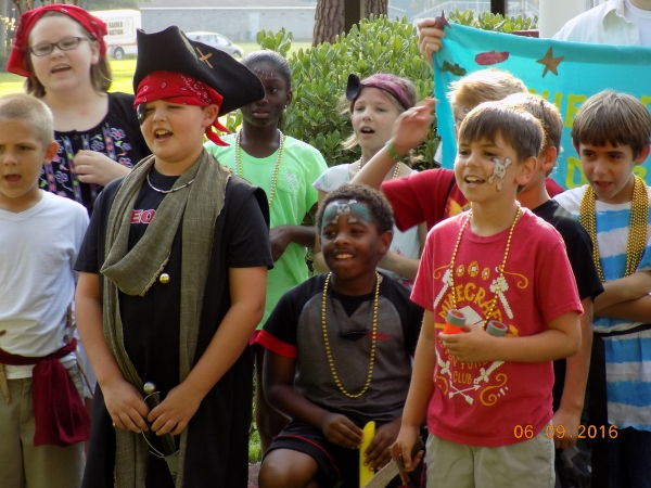 Savannah Christian Preparatory School SCPS Summer Camps 2019 Red Chaos