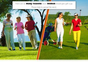 Women's Golf Savannah lessons classes moms golfing Chatham County