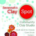 Savannah's Clay Spot Pottery Summer Camp 2019