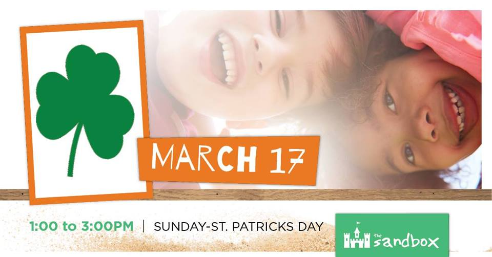 Sandbox Children's Museum St. Patrick's Day Hilton Head Parade 2019