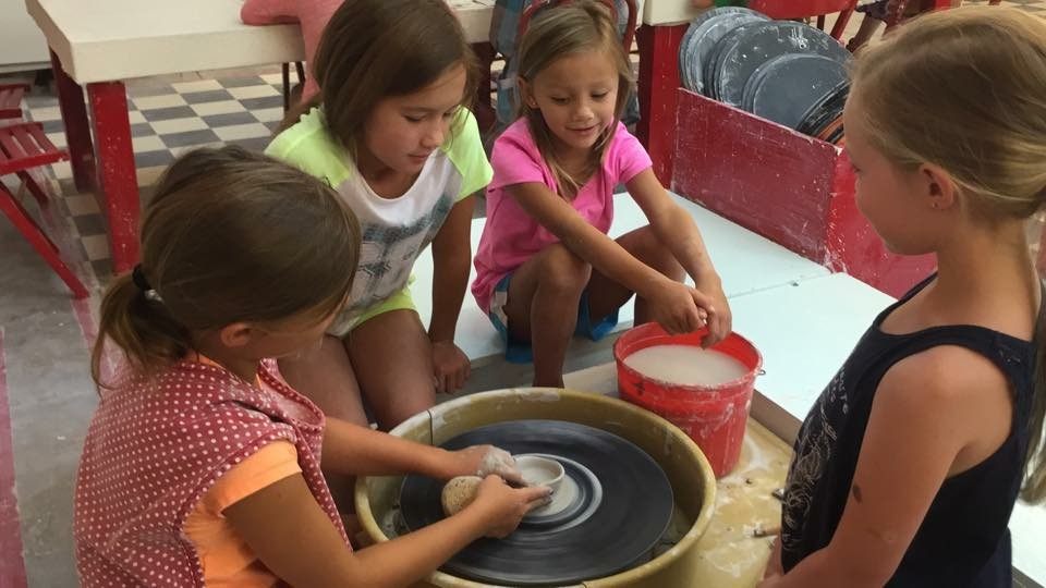 Savannah Pottery Camp Summer Camps clay