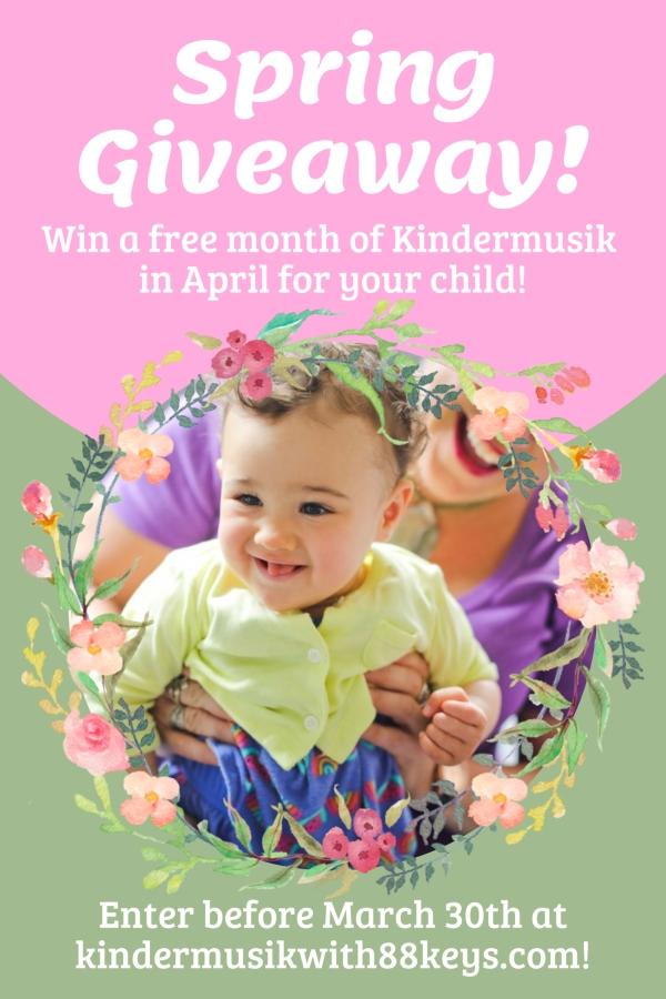 Kindermusik Savannah toddler mommy me preschoolers