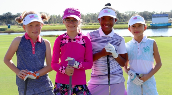 Girls Golf Savannah Spring 2019 kids