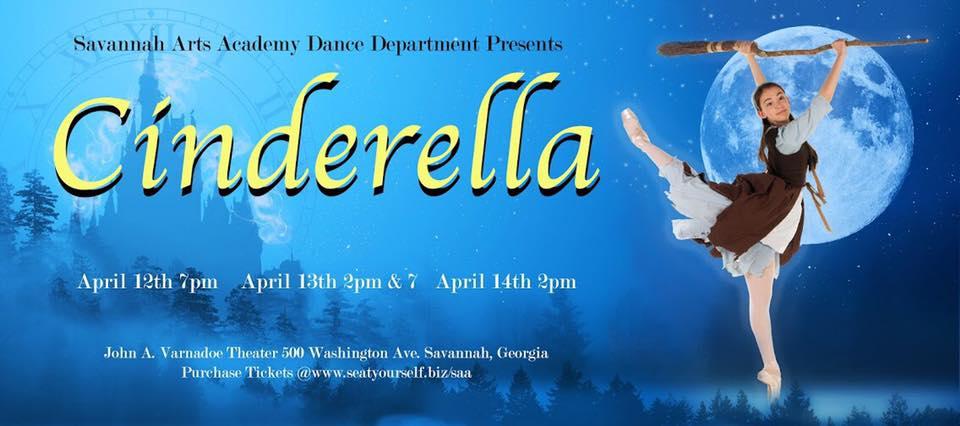 Cinderella Savannah 2019 Savannah Arts Academy