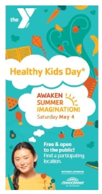 free Savannah kids events Healthy Kids Day YMCA Coastal Georgia Savannah