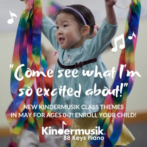 Kindemusik Savannah toddlers preschoolers babies