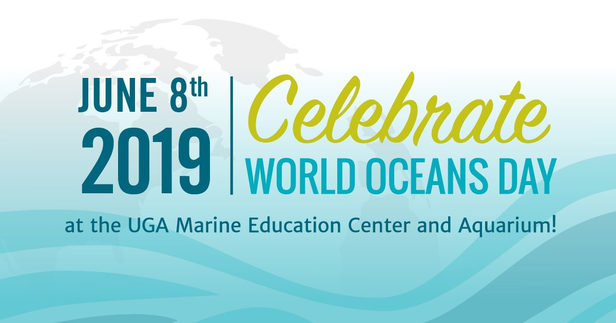 World Oceans Day Skidaway Aquarium Savannah