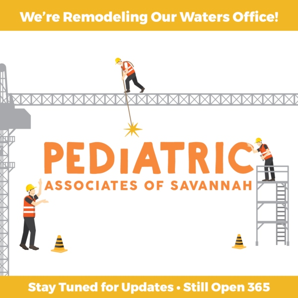 Savannah pediatricians Pooler Pediatric Associates of Savannah