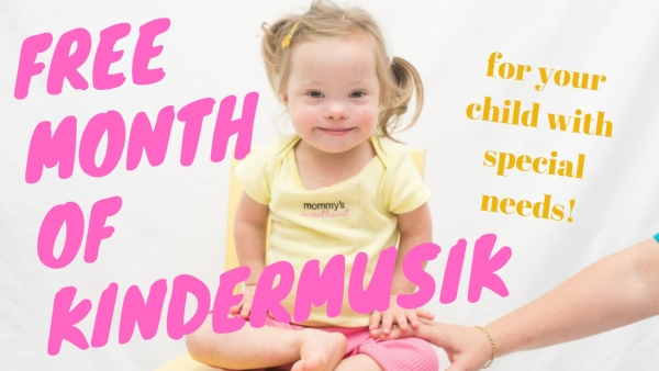Kindermusik Savannah free month 2019 toddlers