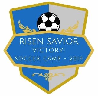 Risen Savior Soccer Summer Camp 2019