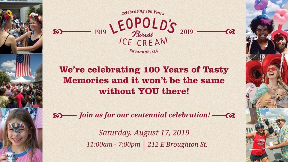 Leopold's anniversary