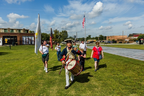 coastal heritage society fourth july 2019 Savannah Children's Museum