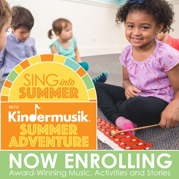 Kindermusik Savannah toddlers Chatham County mommy me preschoolers
