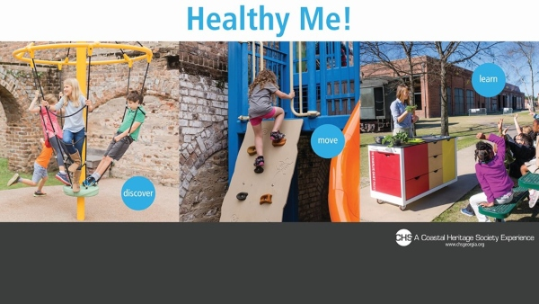 Healthy Me Savannah Children's Museum 2019