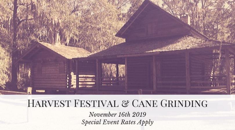 Oatland Harvest Fest Cane Grinding 2019 Savannah