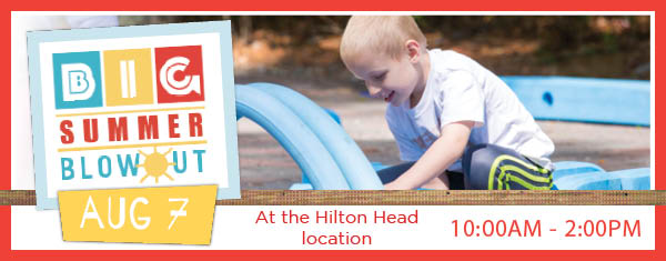 Sandbox Children's Museum Hilton Head Summer Party