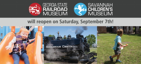 Savannah Children's Museum Georgia State Railroad Museum