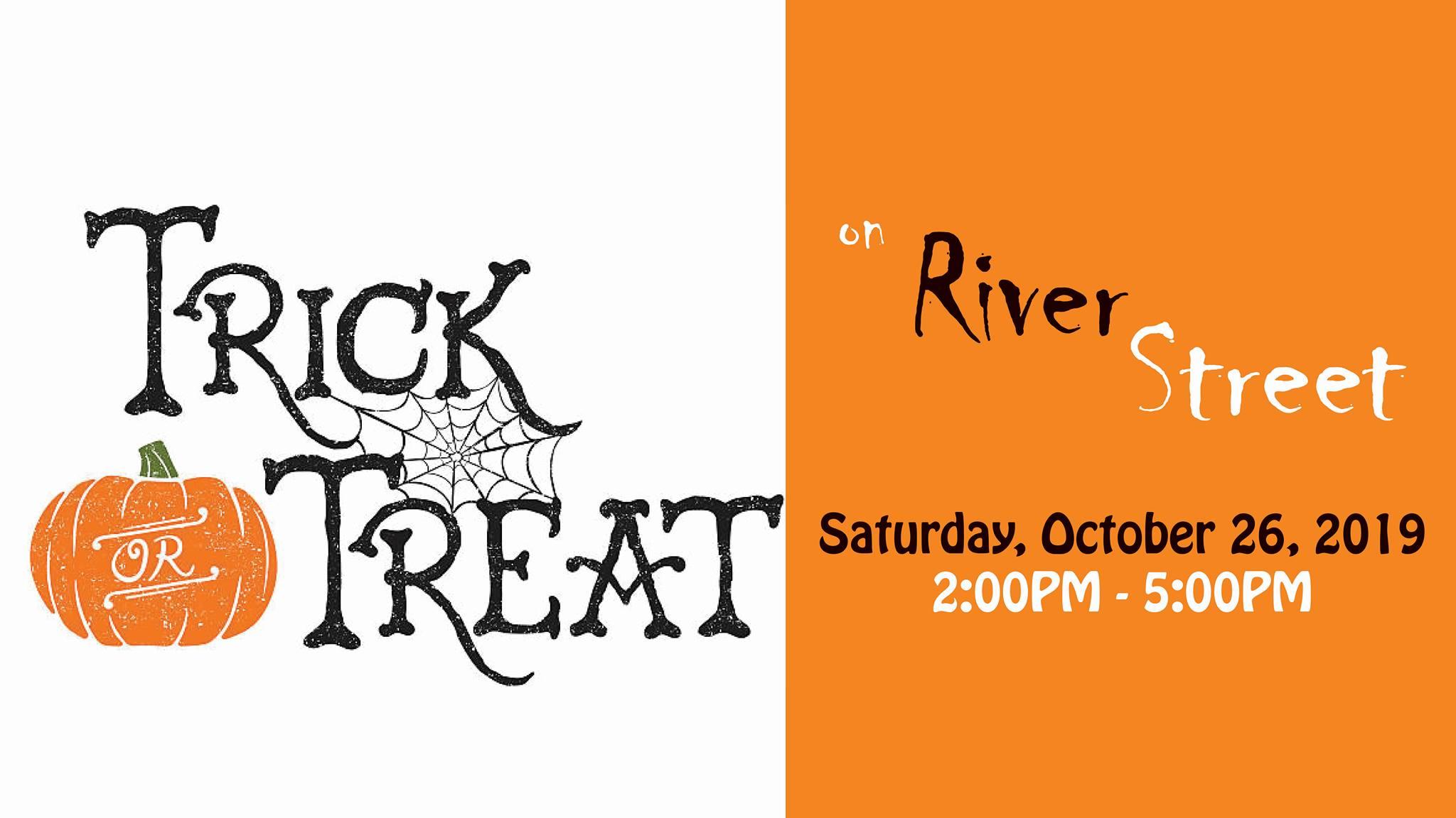 Trick or Treat on River Street Savannah 2019 Halloween
