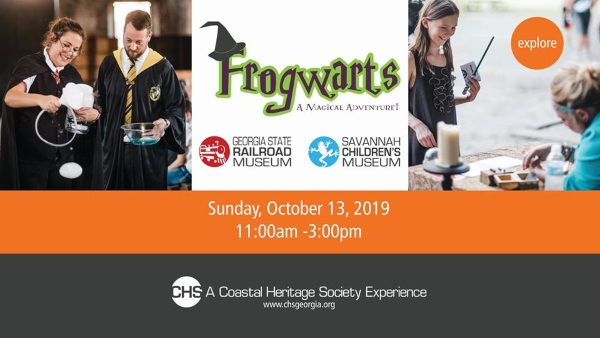 Frogwarts 2019 Savannah Children's Museum