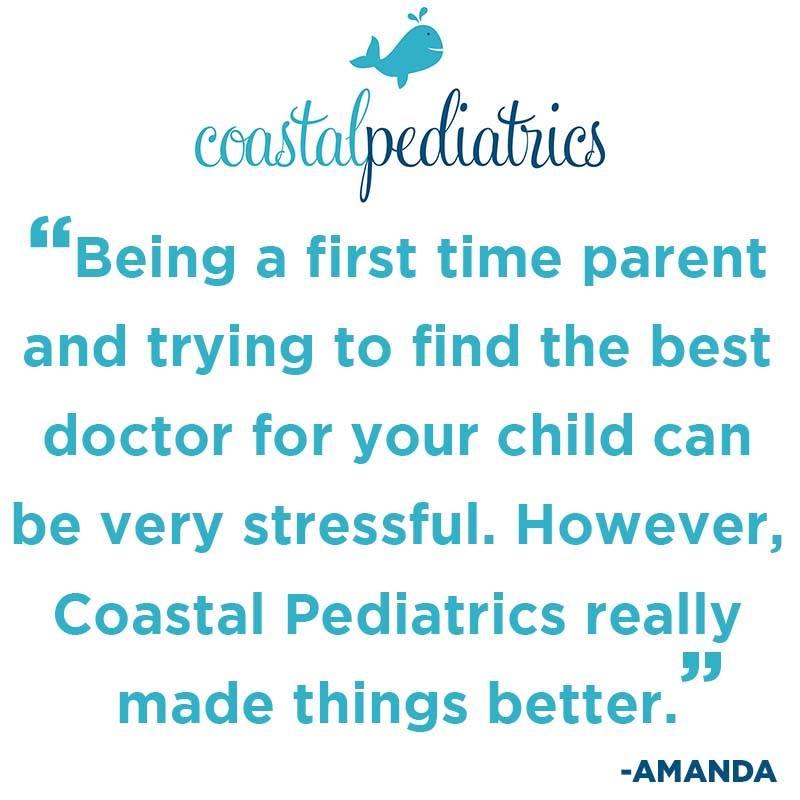 Coastal Pediatrics Savannah Pooler pediatricians
