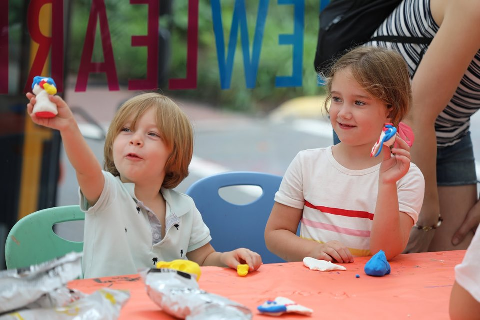 Art Start Toddler Tour Savannah Telfair Museums Jepson Center