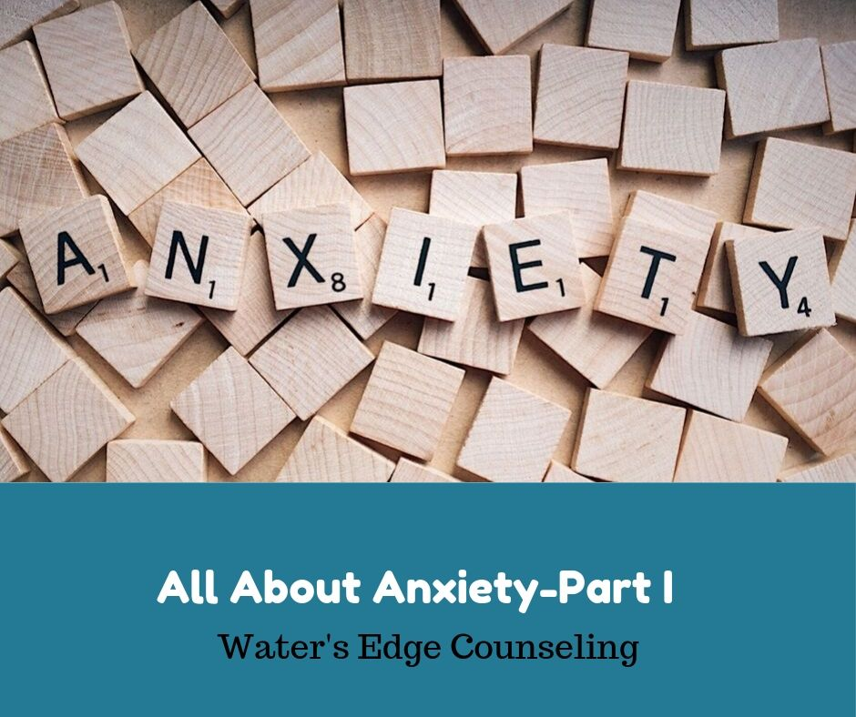 anxiety therapy counseling Savannah Water's Edge Counseling