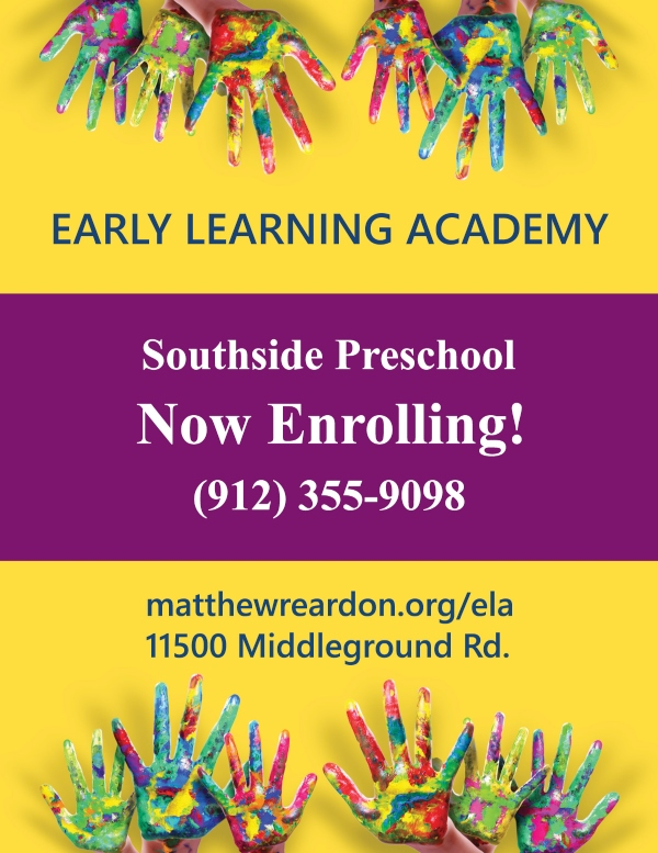 Early Learning Academy Savannah preschools prek Chatham County
