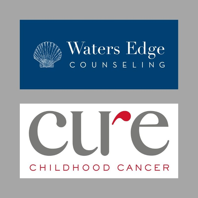 Waters Edge Counseling Savannah Cure Childhood Cancer