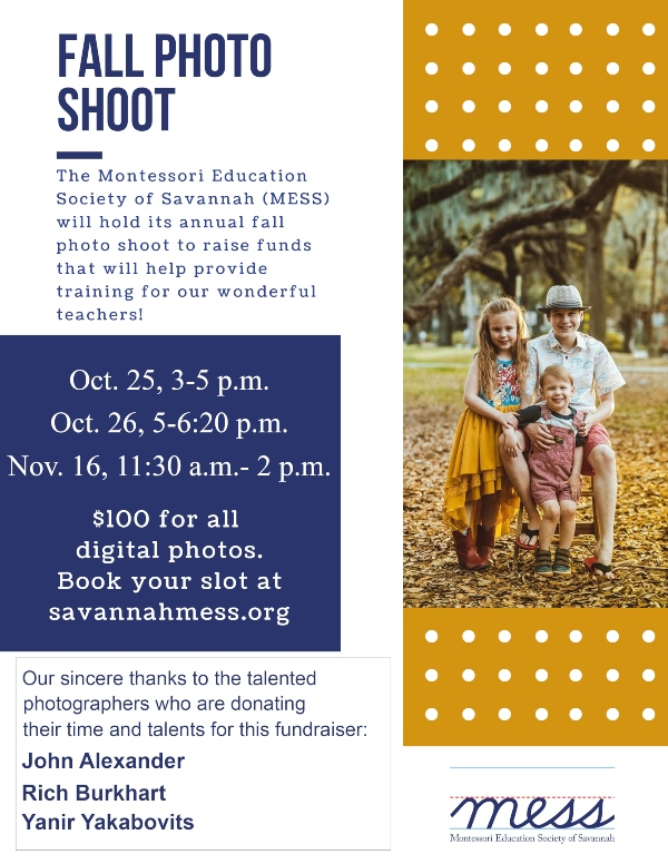 Savannah mini-sessions photographers photo sessions holiday 2019