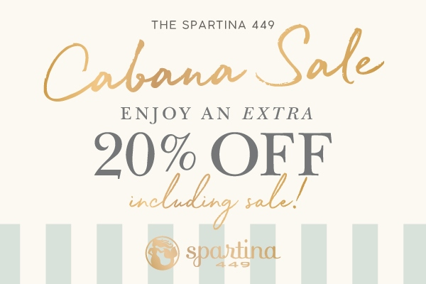 Cabana Sale Spartina 449 Savannah