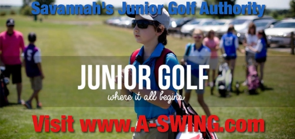 Junior Golf Savannah children golf lessons Chatham County Pooler