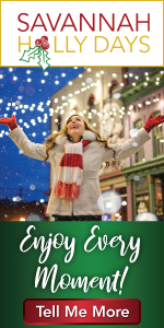 Savannah Holly Days Holidays Chatham County Christmas events 2019 kids