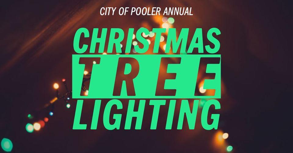 Pooler Christmas Tree lighting Savannah holidays